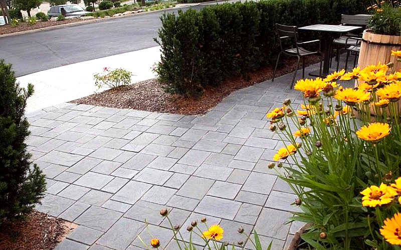 C. Hawkes Landscaping Design & Construction - Commercial hardscapes serving Northern Massachusetts and Southern New Hampshire