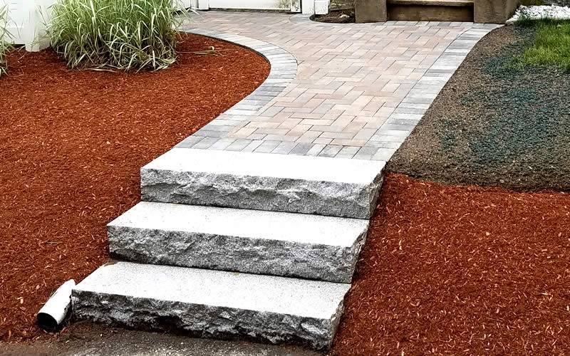 C. Hawkes Hardscape & Landscape Design - stairs