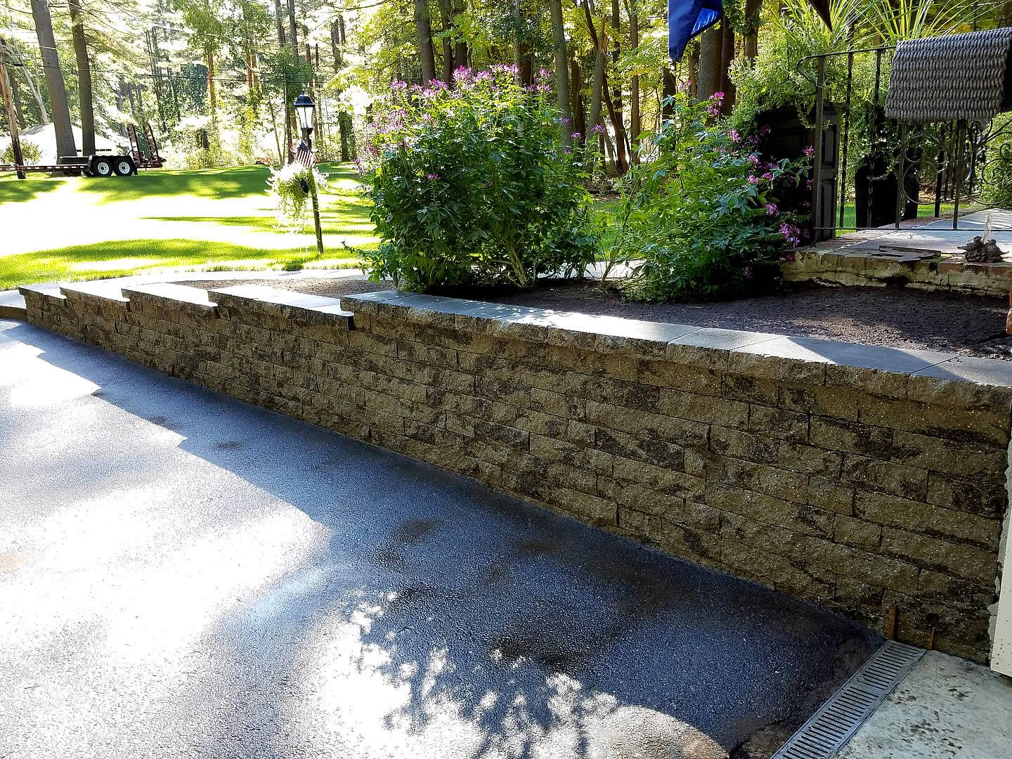 C. Hawkes Hardscape Design & Installation serving Northern Massachusetts and Southern New Hampshire. Call 978.670.9300